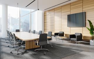 会議室の除菌消臭
